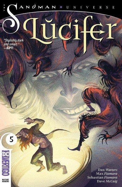 Lucifer #5 (2019)