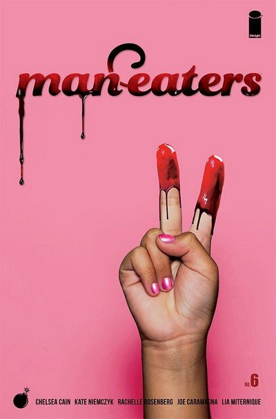 Man-Eaters #6 (2019)