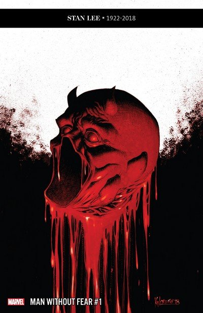 Man Without Fear #1 – 5 (2019)
