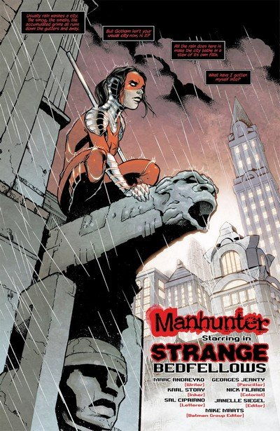 Manhunter – FaceOff