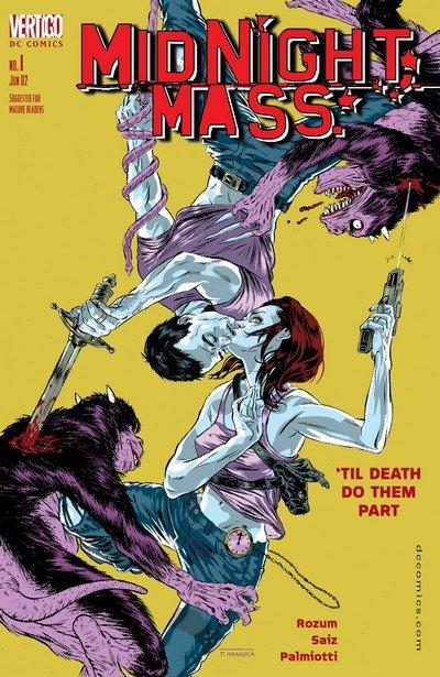 Midnight, Mass #1 – 8 (2002-2003)