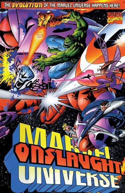 Onslaught – Marvel Universe (1996)