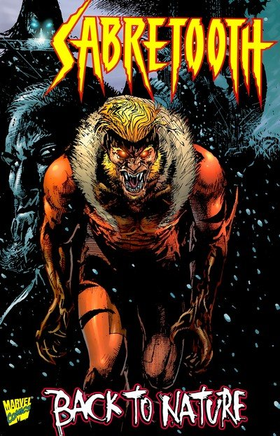 Sabretooth – Back to Nature (1998) (One-Shot)