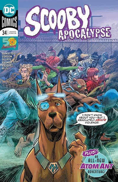 Scooby Apocalypse #34 (2019)
