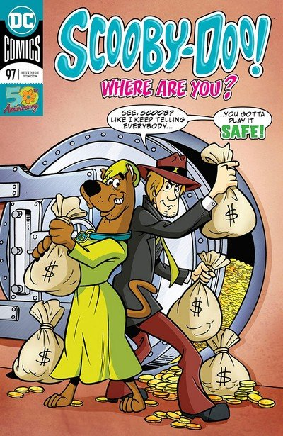 Scooby-Doo Where Are You #97 (2019)
