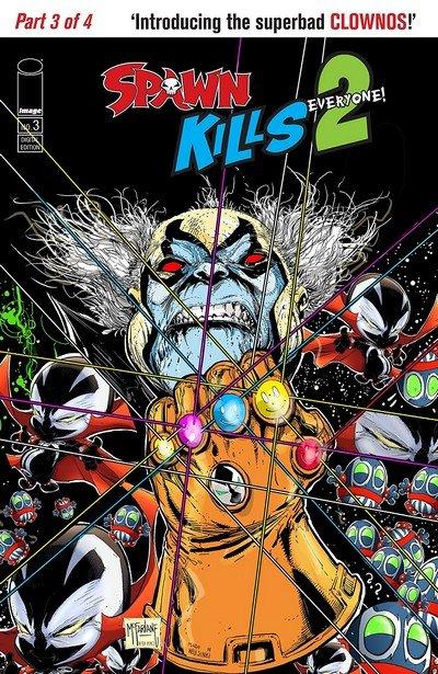 Spawn Kills Everyone Too #3 (2019)
