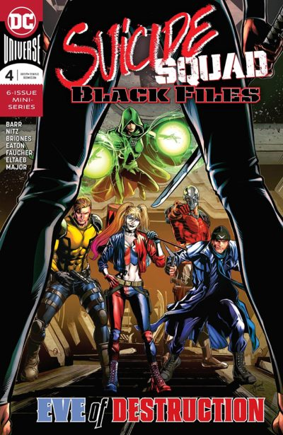 Suicide Squad Black Files #4 (2019)