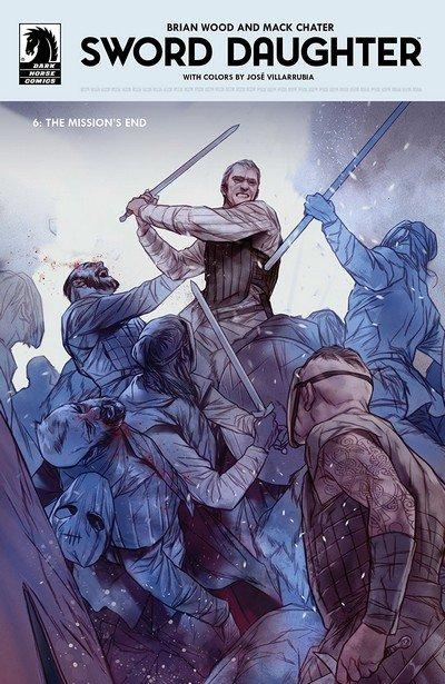 Sword Daughter #6 (2019)