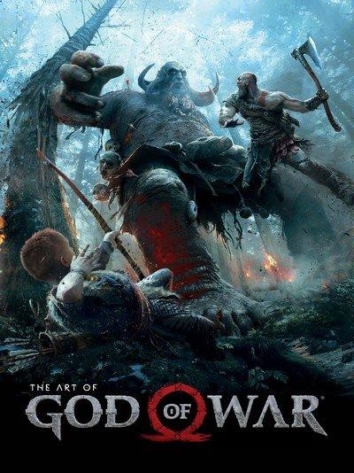 The Art of God of War (2017)