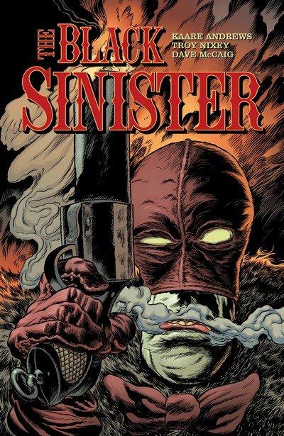 The Black Sinister (TPB) (2017)