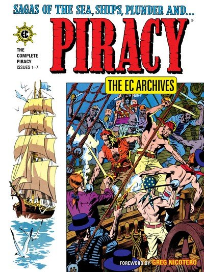 The EC Archives – Piracy (2019)