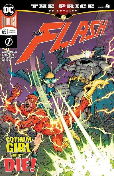 The Flash #65 (2019)