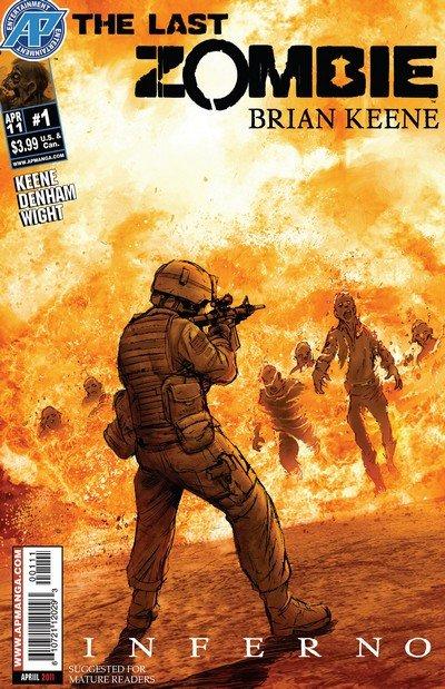 The Last Zombie – Inferno #1 – 5 (2011)