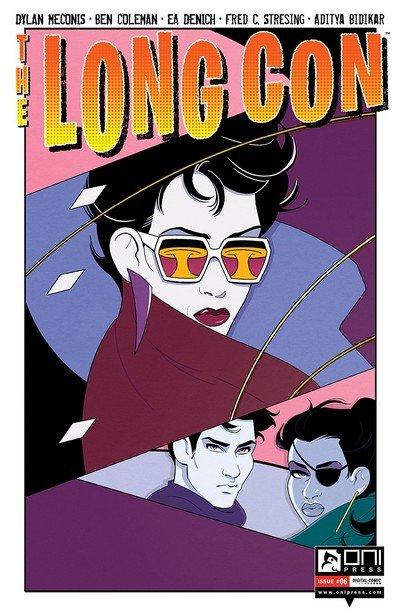 The Long Con #6 (2019)