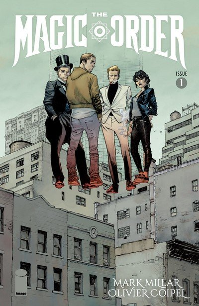 The Magic Order #1 – 6 (2018-2019)