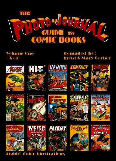 The Photo Journal Guide to Comic Books Vol. 1 – 2 + Marvel Comics Vol. 3 – 4 (1990-1991)