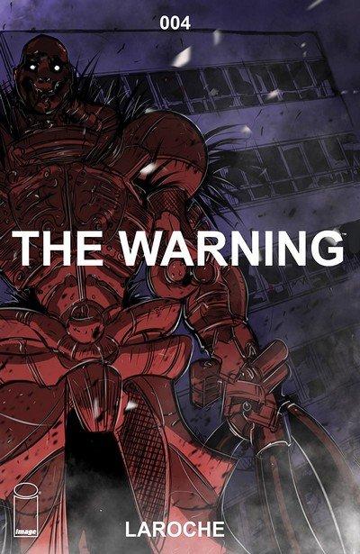 The Warning #4 (2019)