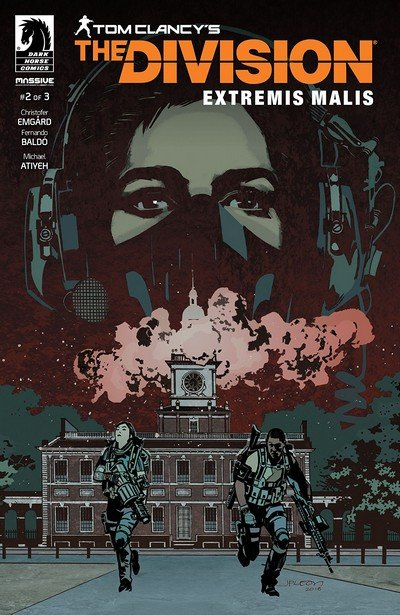 Tom Clancy's The Division – Extremis Malis #2 (2019)