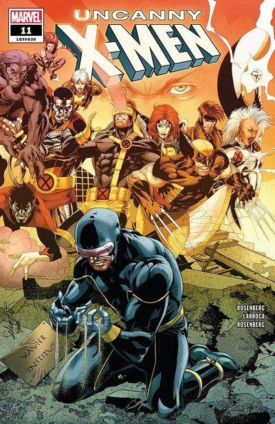 Uncanny X-Men #11 (2019)