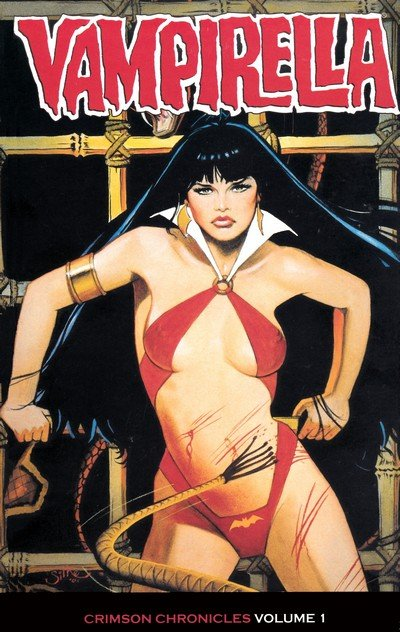 Vampirella – Crimson Chronicles Vol. 1 – 3 (TPB) (2004-2005)