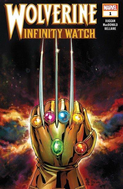 Wolverine – Infinity Watch #1 (2019)