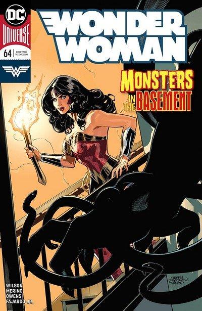 Wonder Woman #64 (2019)