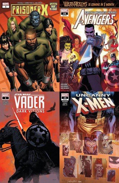 2019.03.06 Marvel Week+