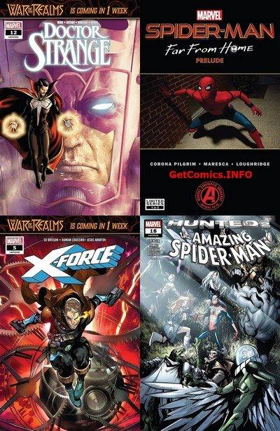 2019.03.27 Marvel Week+