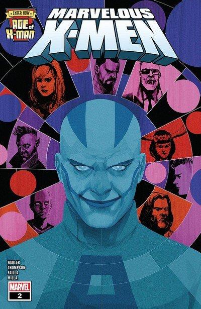 Age Of X-Man – The Marvelous X-Men #2 (2019)