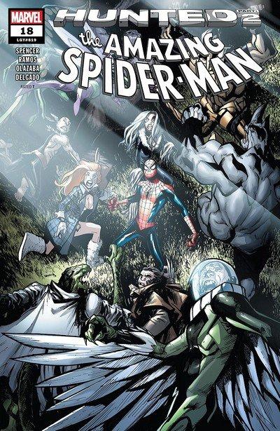 Amazing Spider-Man #18 (2019)