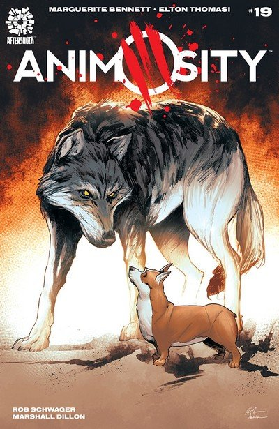 Animosity #19 (2019)