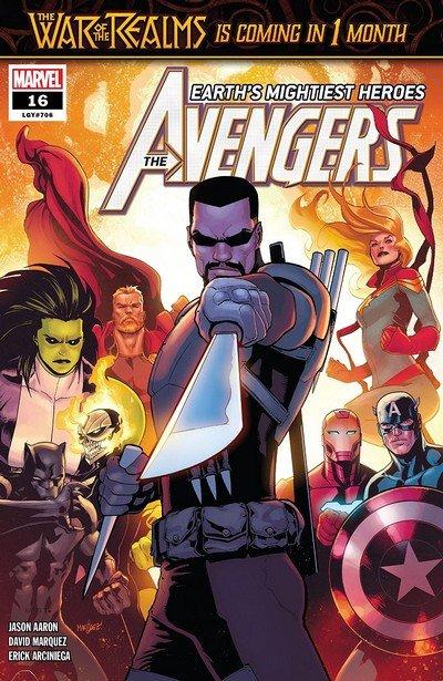 Avengers #16 (2019)