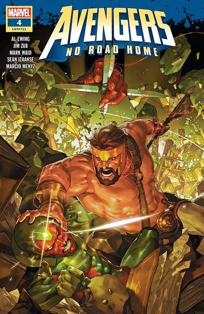 Avengers – No Road Home #4 (2019)