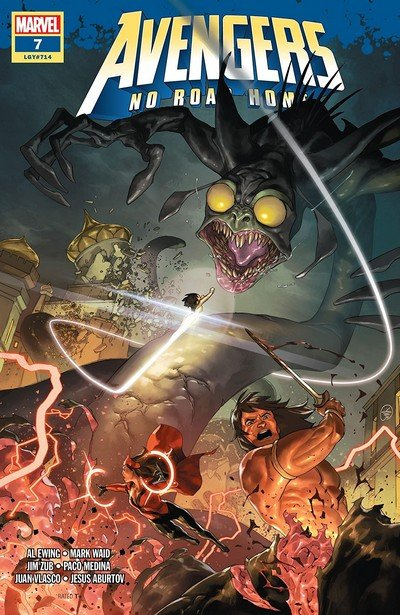 Avengers – No Road Home #7 (2019)