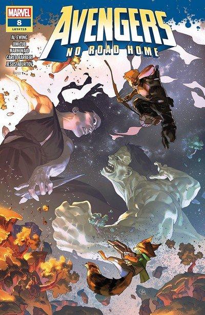 Avengers – No Road Home #8 (2019)