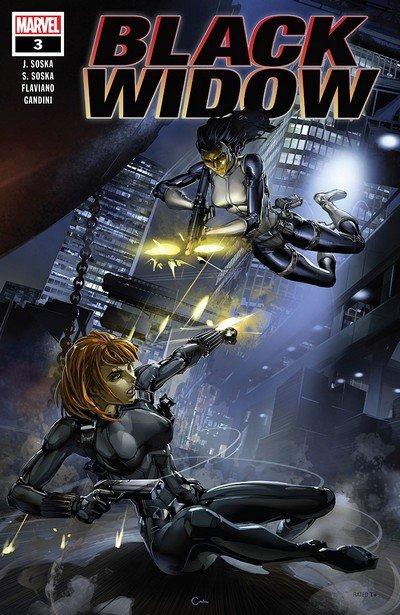Black Widow #3 (2019)