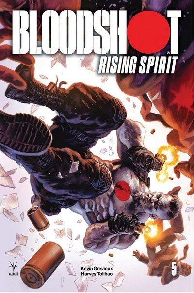 Bloodshot Rising Spirit #5 (2019)