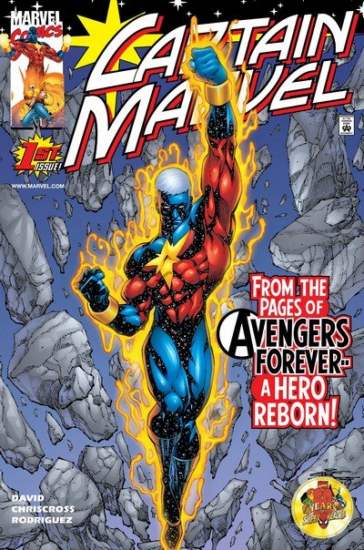 Captain Marvel Vol. 3 #0 – 35 (1999-2002)