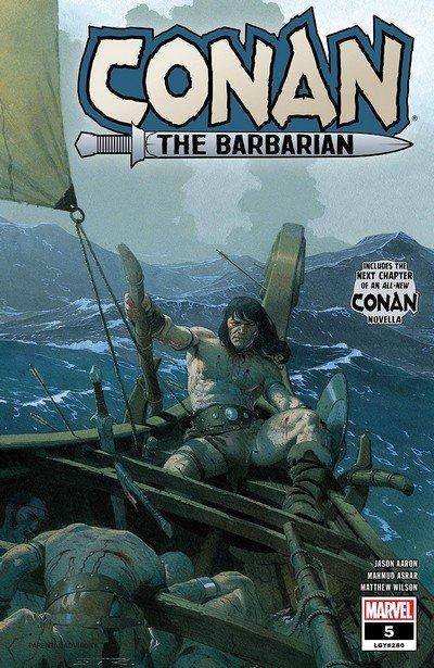 Conan The Barbarian #5 (2019)