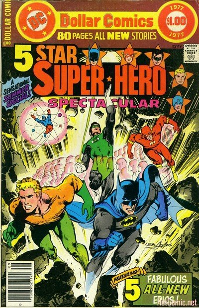 DC Special Series #1 – 27 (1977-1981)