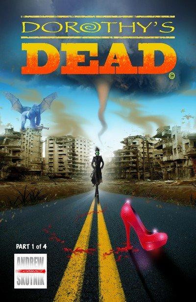 Dorothy's Dead #1 – 4 (2017-2018)