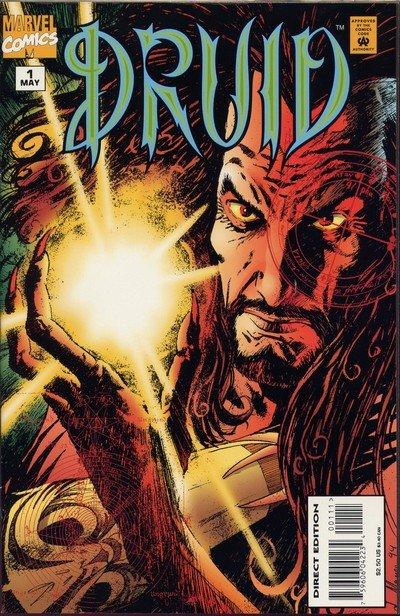 Druid Vol. 1 #1 – 4 (1995)