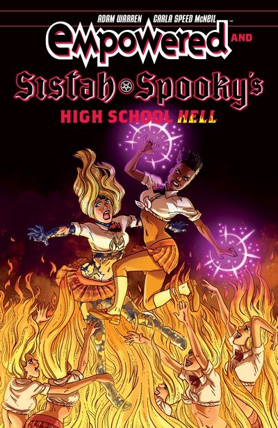 Empowered and Sistah Spooky's High School Hell (TPB) (2019)