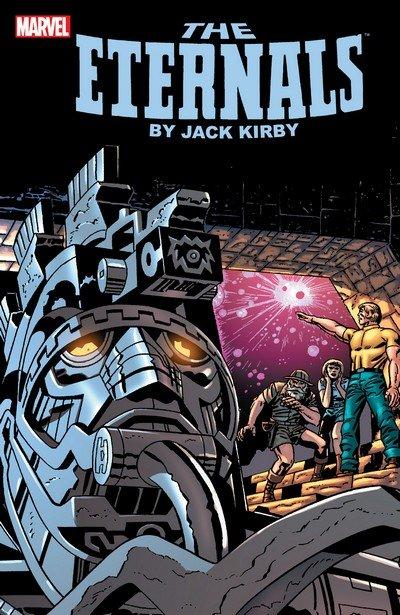 Eternals by Jack Kirby Vol. 1 – 2 (TPB) (2008)