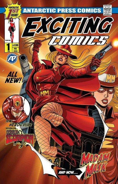 Exciting Comics #1 (2019)