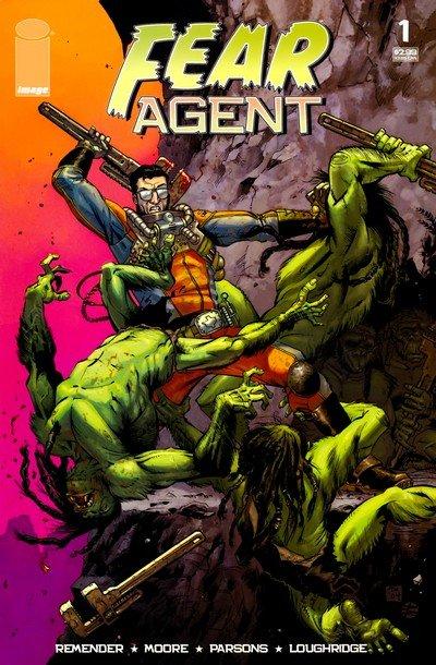 Fear Agent #1 – 32 + TPBs (2005-2018)