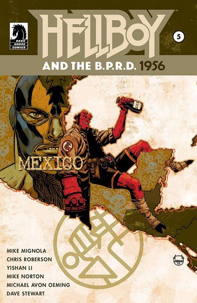 Hellboy And The B.P.R.D. – 1956 #5 (2019)