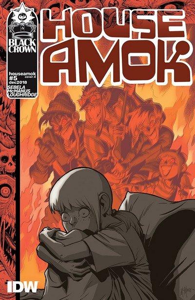 House Amok #5 (2019)