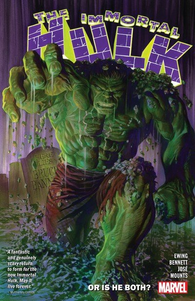 Immortal Hulk Vol. 1 – Or is He Both (TPB) (2018)