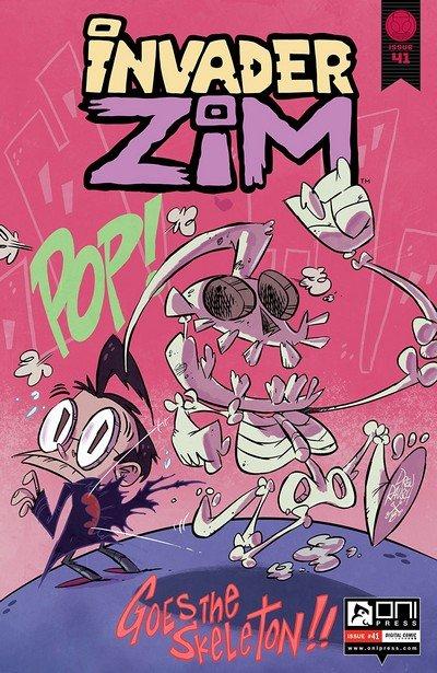 Invader Zim #41 (2019)